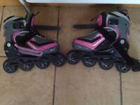Roller Boots Size 35-38