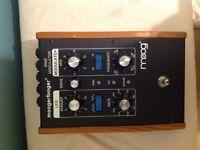 Moog mooger fooger MF102 ring modulator