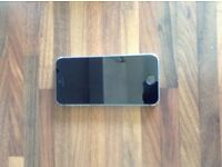 Year old iphone5s black 16gb Upgraded to 6