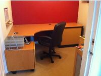 Home Office Furniture (Desk, Cupboard, Cabinet, Chair)