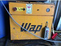 Jet wash. Pressure washer
