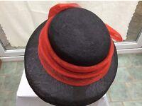 Ladies Alexon Wedding/Races/Formal Occasions Hat