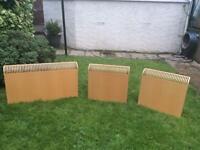 Jaga wooden radiators