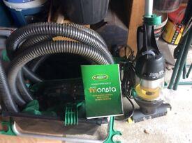 Blagdon Pond Monsta vacuum