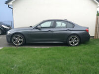 BMW 320d M Sport, Excellent performance coupled with economy