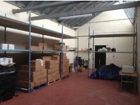 Workshop Unit Share Available