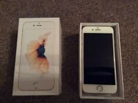 iPhone 6s gold ( including accidental insurance expires Dec 2018