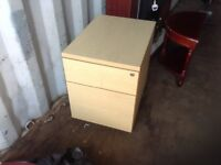 Small two drawer cabinet,£30.00