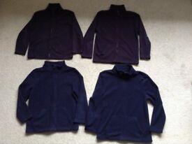 Navy fleece bundle
