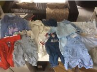 0-3 baby boy clothing collection