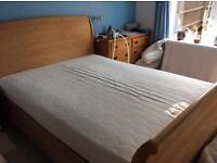 King size mattress vgc