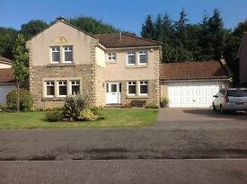 4/5 bedroom home in Glenrothes