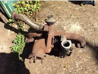 Turbo & Manifold for Land Rover 300tdi