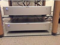 2 . Rotel power amplifier . Mint . No offers . May px