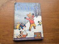 Rupert bear annual 1967 printed in great britain