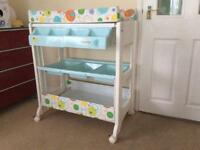 Cosatto Baby Change Unit Table with Bath