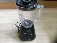 Tefal 400w food blender hardly used black