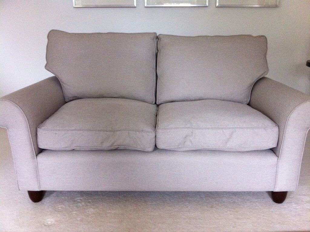 Laura Ashley Two Seater Fabric Abingdon Sofa In Dorchester Dorset Gumtree