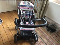 Mamma's & Pappa's Pushchair/Pram & accessories