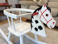 Lovely vintage rocking horse, great condition!