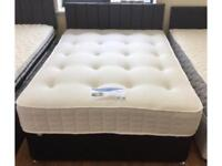 FREE SAME DAY DELIVERY! BRAND NEW LUXURY ORTHOPAEDIC DOUBLE MATTRESS FOR SALE!