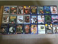 PS2 games collection
