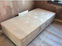 Single bed base /ottoman base