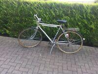 Gents Bike, Vintage BSA Courier
