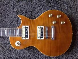 Vintage V100AFD Paradise Guitar