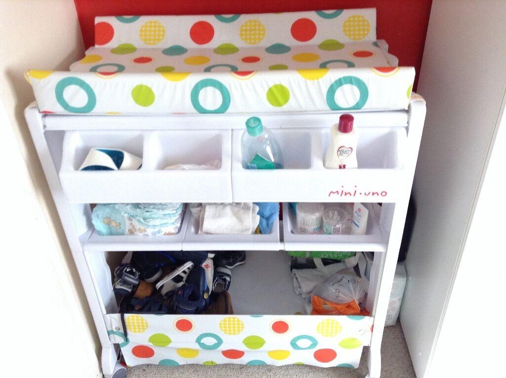 Mini-uno changing bath unit | in Castle Vale, West Midlands | Gumtree