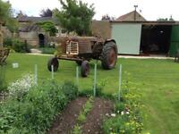 for sale oliver super 88 rowcrop tractor