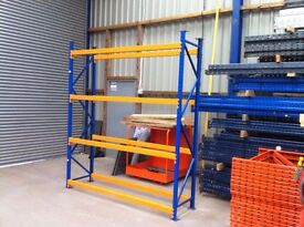 APEX SHOP GARAGE CONTAINER WORKSHOP LONGSPAN MINI RACKING 600mm DEEP BAY UNIT