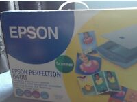 Epson Perfection 640U Scanner