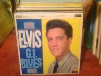 160 vinyl records