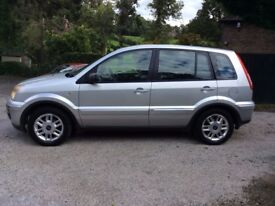 2005 Ford Fusion 1.6 Manual With Long MOT PX Welcome