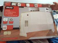 BRAND NEW ARLEC CONVECTOR HEATERS ( 2 AVAILABLE )