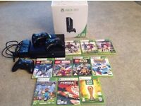 X Box 360 Bundle with 10 Games
