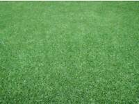 Brand new Artificial fake grass 2Mx4M with adhesive and joining tape