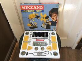 Vintage Meccano Junior Set (NO.1)