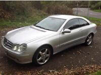 Mercedes c class 320 automatic silver full service long mot £2495