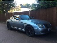 Chrysler Crossfire V6 Auto-Tiptronic Private Plate Included!