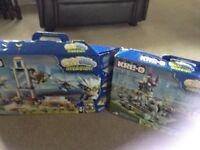 2 kre o Lego sets