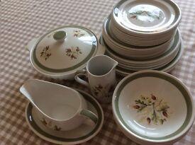 Alfred Meakin tableware
