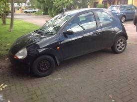 X Reg Ford KA failed MOT but still runs. Selling for parts - whole car only