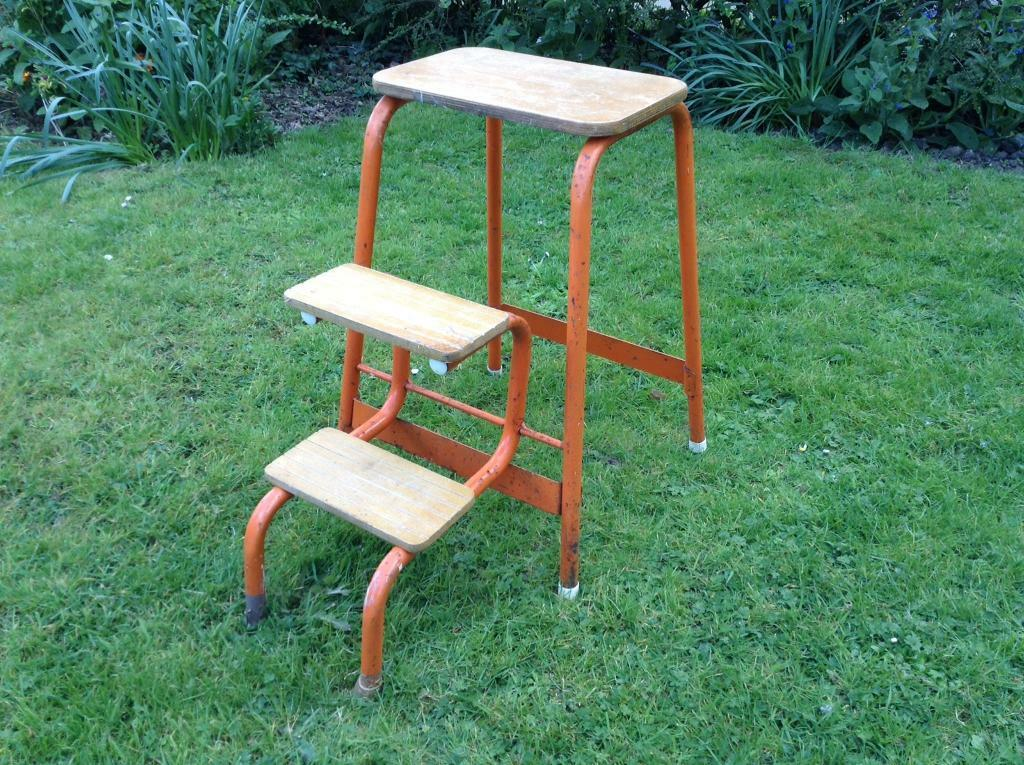 Super 1970S Retro Step Stool In Hull East Yorkshire Gumtree Pdpeps Interior Chair Design Pdpepsorg