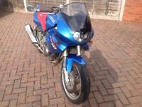 YAMAHA SZR660 Classic motorcycle