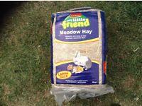 Rabbit / Small Pet Run + food and hay