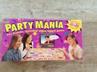 Party Mania Vintage Board Game