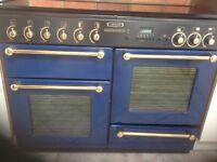 Leisure Rangemaster 110 Gas Range Cooker