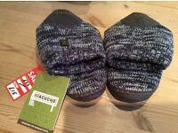 Slipper socks - brand new
